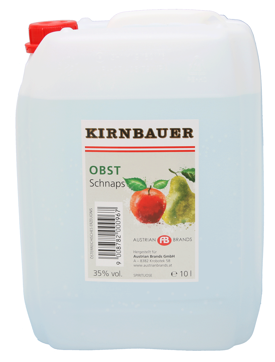 KIRNBAUER Obst Schnaps