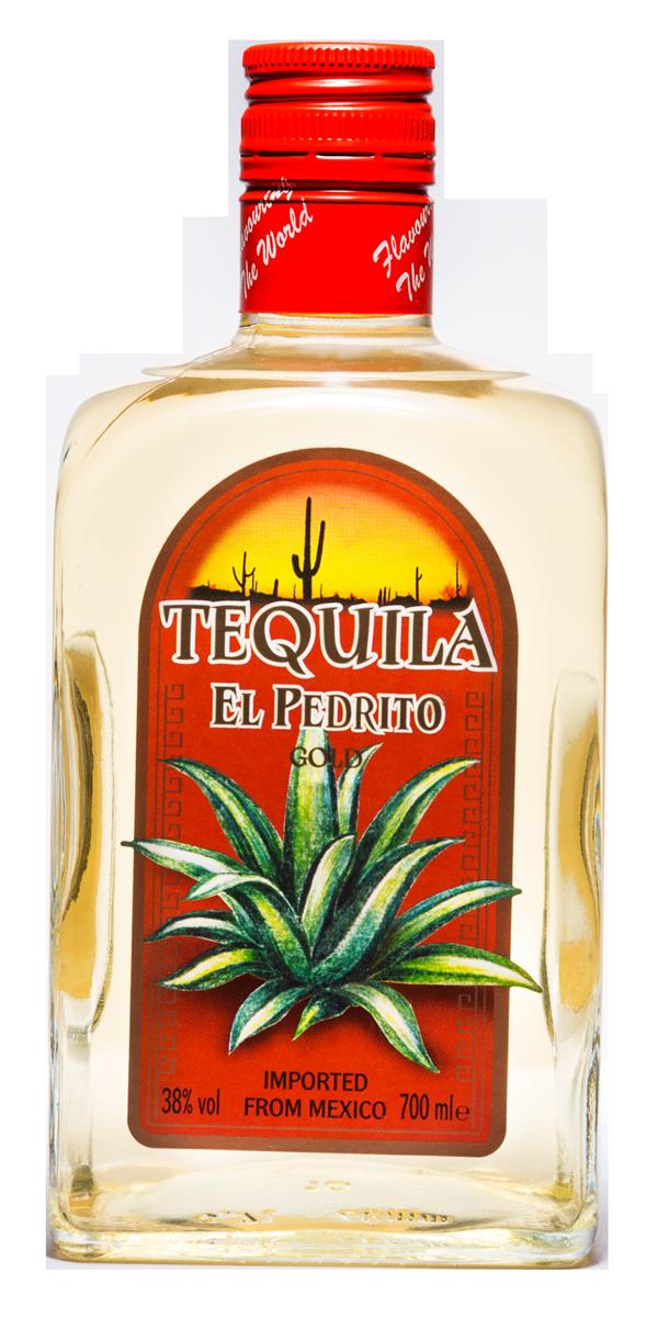 Tequila El Pedrito Gold