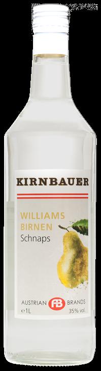 KIRNBAUER Williams Birnen Schnaps