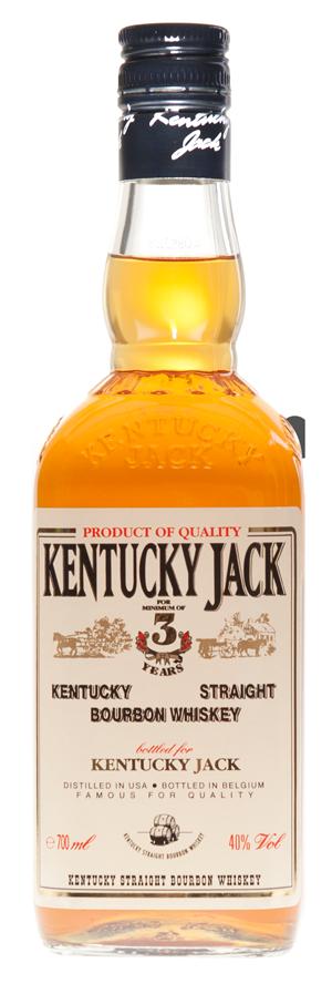 Kentucky Jack - Bourbon