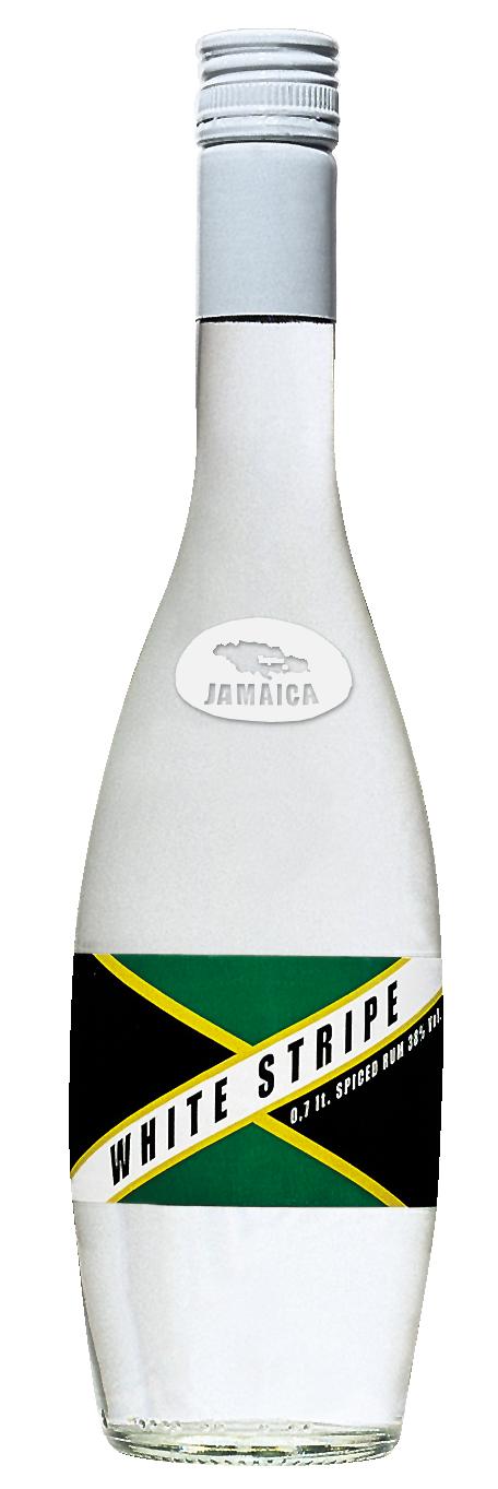 White Stripe - spiced Rum