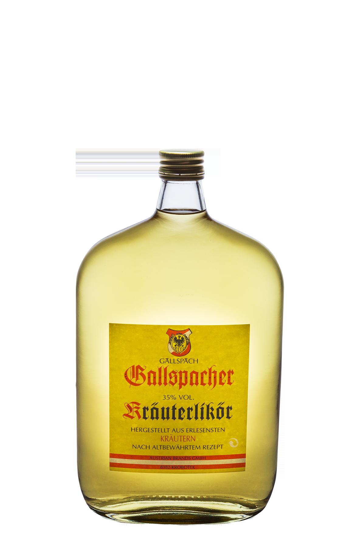 Gallspacher Kräuterlikör