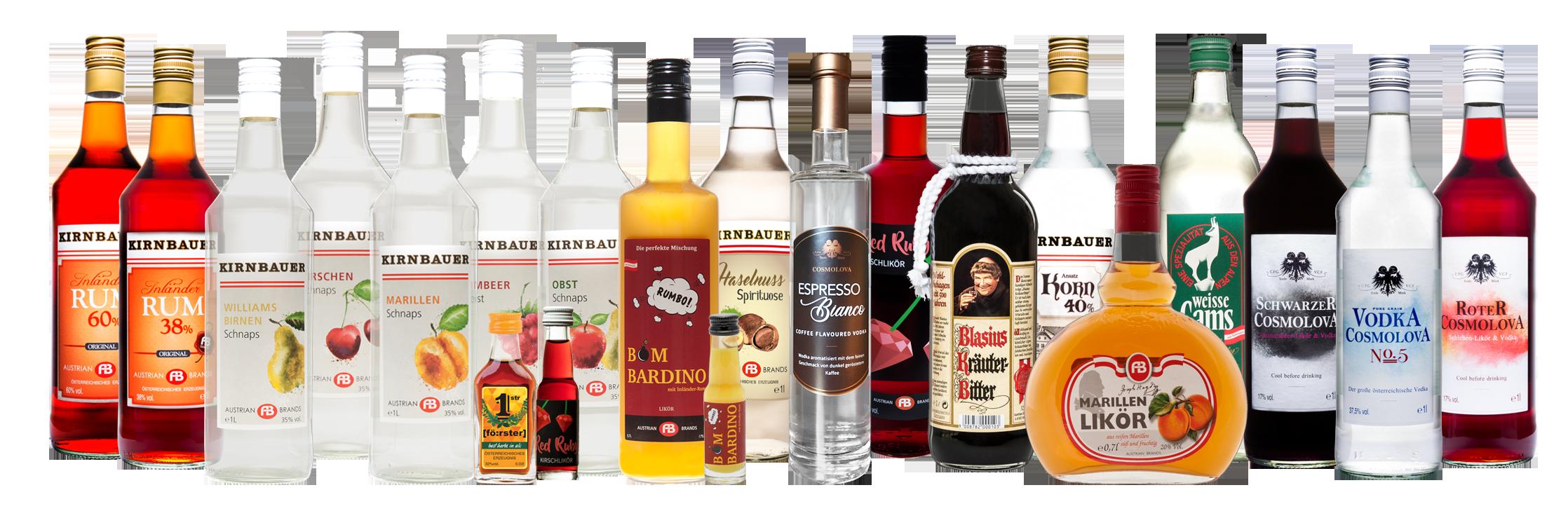 Produkte Austrian Brands